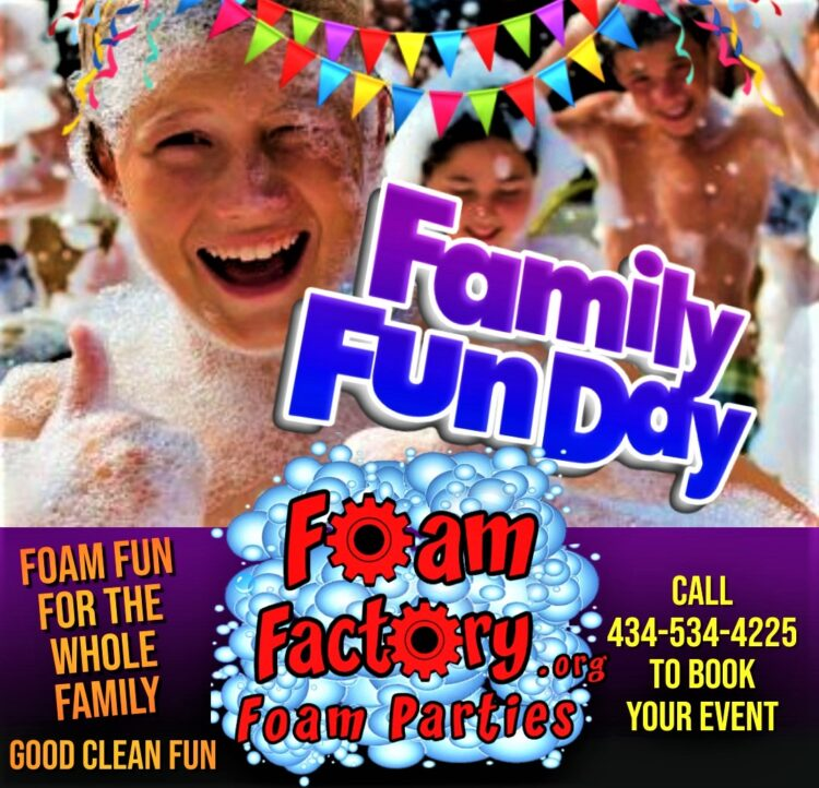 Copy of FAMILY FUN DAY - Made with PosterMyWall